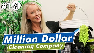 Building a Million Dollar Cleaning Business #1 Expectations and How to Start