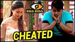Hina Khan CHEATED By Luv Tyagi   NOMINATED   Bigg Boss 11