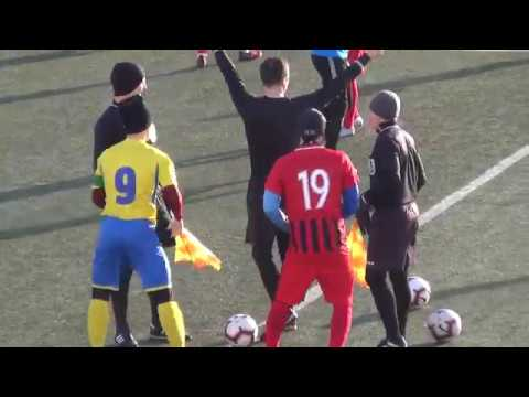 Строгино-М - Арарат - 0:2 | Кубок президента МФФ | Обзор