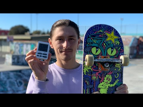 30 MINUTES WITH: JEREME KNIBBS @ TOWN PARK   Santa Cruz Skateboards