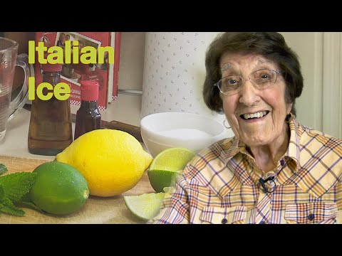 Great Depression Cooking – Italian Ice
