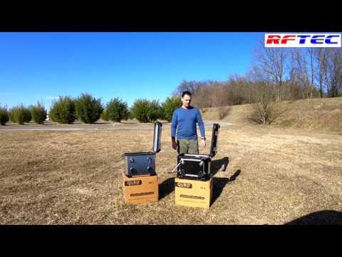 Quro Motorrad Koffer by RFTEC