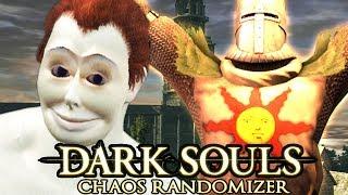 Dark Souls Chaos Randomizer Challenge : Cursed Seed (ft. Tomato)
