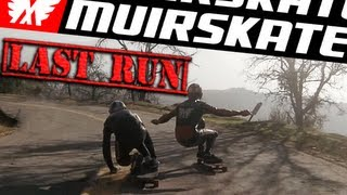 Last Run with Duke Degen & Josh Hunt | MuirSkate Longboard Shop