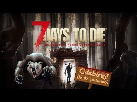 7 Days to Die - Technologický postup! A18