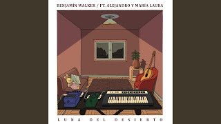 """Video thumbnail of """"Benjamin Walker - Luna del Desierto (Versión Acústica)"""""""