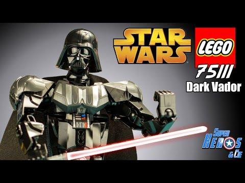 Vidéo LEGO Star Wars 75111 : Dark Vador
