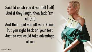 Halsey   Without Me (Lyrics)