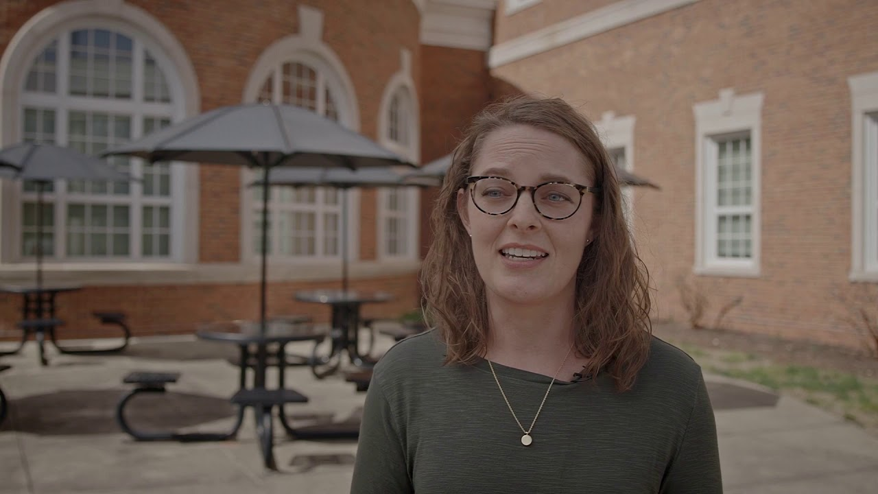 """View from the Hill - """"Talley Talks"""" continue providing education and support for counseling students Video Preview"""
