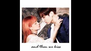 "JUNGKOOK (BTS) x LISA (BLACKPINK) - ""Begin in my dream i see her"" ep.1"