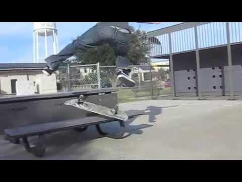Keesler Skatepark Montage 1
