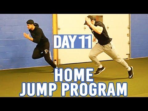 FREE 2-Week Home Jump Program | Day 11
