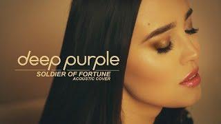 Deep Purple - Soldier of Fortune (cover by Sershen & Zaritskaya)