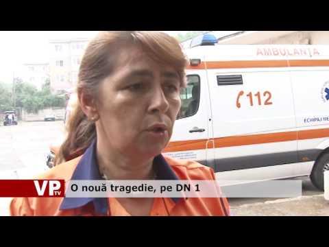 O nouă tragedie, pe DN 1