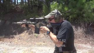 IMI Defense G2 5.56 & 7.62 Mag Test firing