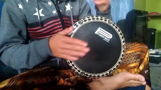 Darbuka Cover Lagu Nusantara Az Zahir (kana Sabil)