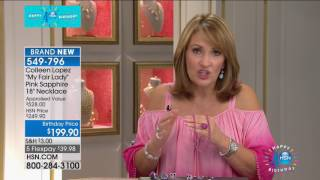 HSN | Colleen Lopez Gemstone Jewelry Celebration 06.30.2017 - 08 PM