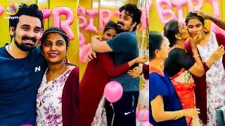 Full Video: Myna Nandhini Emotional Birthday Celebration   Yogeshwaran, Vijay TV   Latest Tamil News