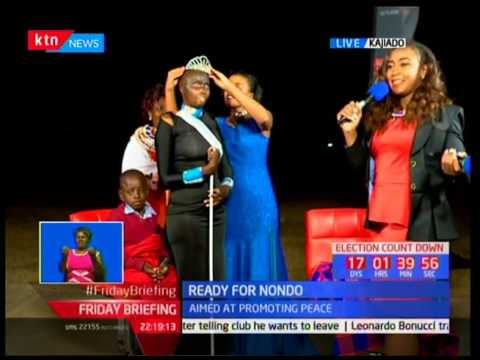 NONDO beauty pageant winner crowned