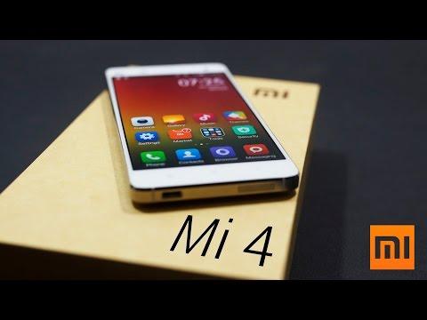 Xiaomi Mi4 - Unboxing & Hands On