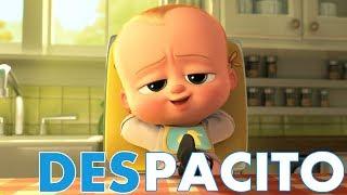 Despacito - Jefe en pañales Luis Fonsi and Daddy Yankee | Bebé bailando
