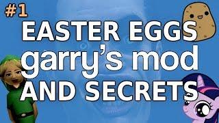 Garry's Mod Easter Eggs And Secrets #01