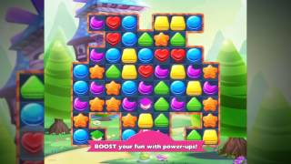 Cookie King Mania - Puzzle Game Match 3 To Win For Free Download