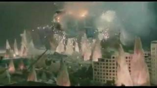 Trailer of Godzilla vs. SpaceGodzilla (1994)