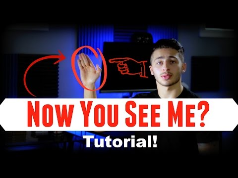 Make a Card Disappear! Now You See Me 2 (Tutorial Tuesday 2)