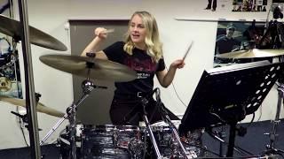 Video AC/DC - Shoot To Thrill (cover by AC/DC revival/Kristýna Sibinsk