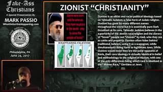 Mark Passio – Fałszywi chrześcijanie 3/3 (napisy PL) | Fake Ass Christians