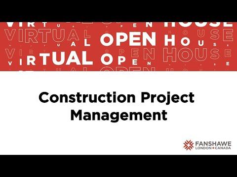 Construction Project Management | Fanshawe International - YouTube