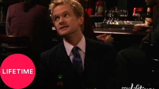 How I Met Your Mother: First-Kiss Advice | Lifetime