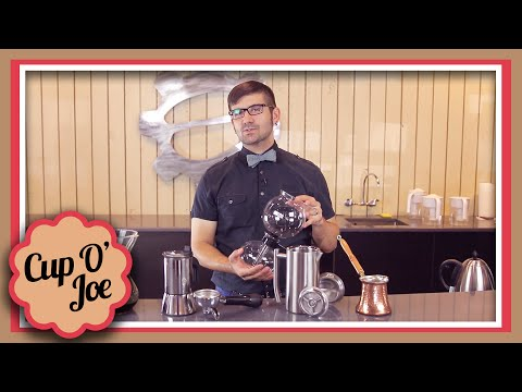What Your Brew Method Does For You! | Cup O' Joe