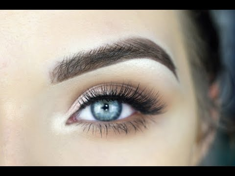 EASY Back to School Eye Makeup Tutorial | JACLYN HILL PALETTE