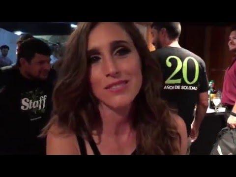 Soledad video Resumen Cosquín - 20 años de carrera