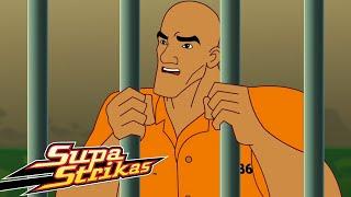 Supa Strikas   Season 1   Ep 8   Big Bo Lockdown   Soccer Adventure Series | Kids Cartoon