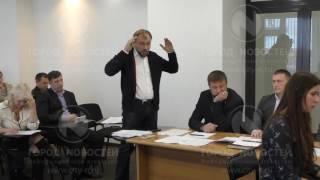 Новокузнецкие депутаты хотят чистоты и газификации