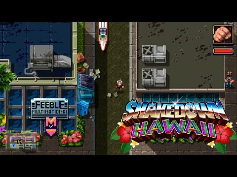 "Shakedown: Hawaii | ""Get to the Mission!"" Trailer thumbnail"