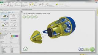 SolidWorks Composer Interactive 3D Communication