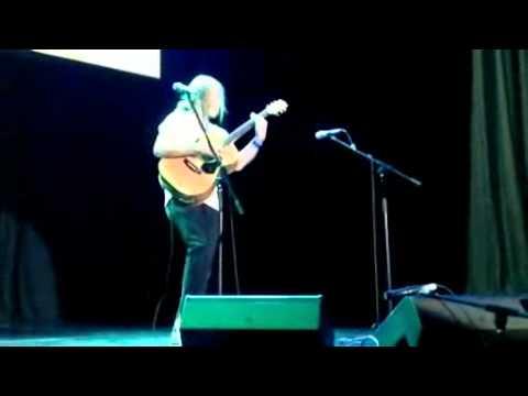Tombstone Pete - Something Meaty - Cape Townb Folk 'n Acoustic Fest 2011