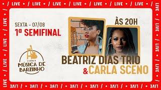 Festival De Música De Barzinho - Live 5 - 1ª SEMIFINAL