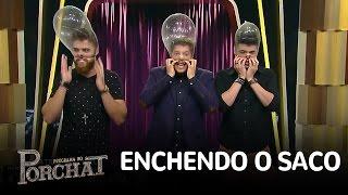 """Zé Neto E Cristiano Competem No """"Enchendo O Saco"""""""