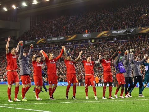 Liverpool 4-3 Borussia Dortmund Europa League 2015\/2016 |HD|