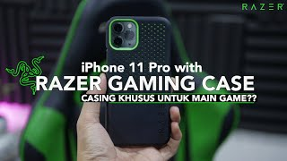 CASING IPHONE GANTENG: Razer Arctech Slim Gaming Case Review Indonesia - by iTechlife