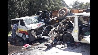 Kenya's highways of death and why prayer is not the way out of road accidents