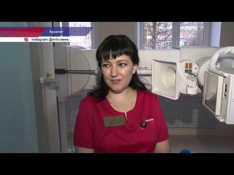 Новые аппараты в больнице - это, прежде всего новые возможности (видео)