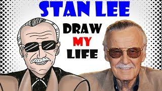 Draw My Life : Stan Lee  (Tribute)
