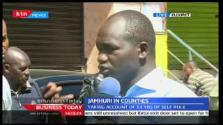 2016 JUMHURI DAY FETE - How residents of Eldoret celebrated 53rd Independence Day