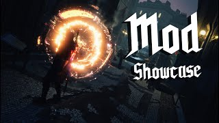 DMC5 - Fiery  Gerbera Mod Showcase
